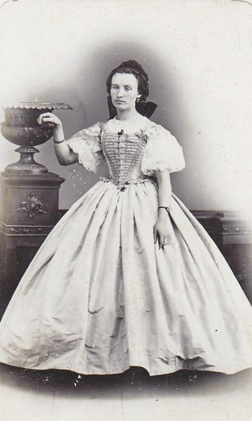 Grof Viktorné sz. Káin Klementina