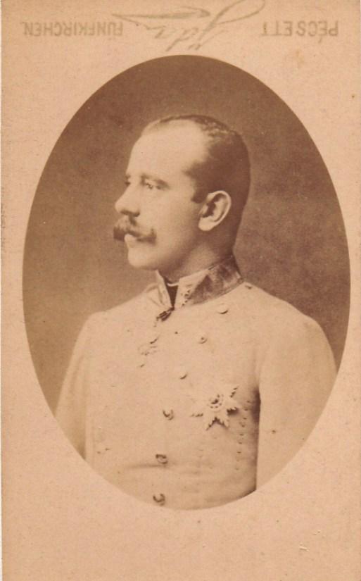 Habsburg- Lotaringiai Rudolf főherceg