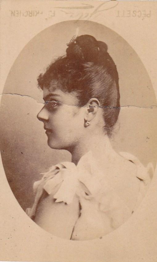 Maria von Vetsera