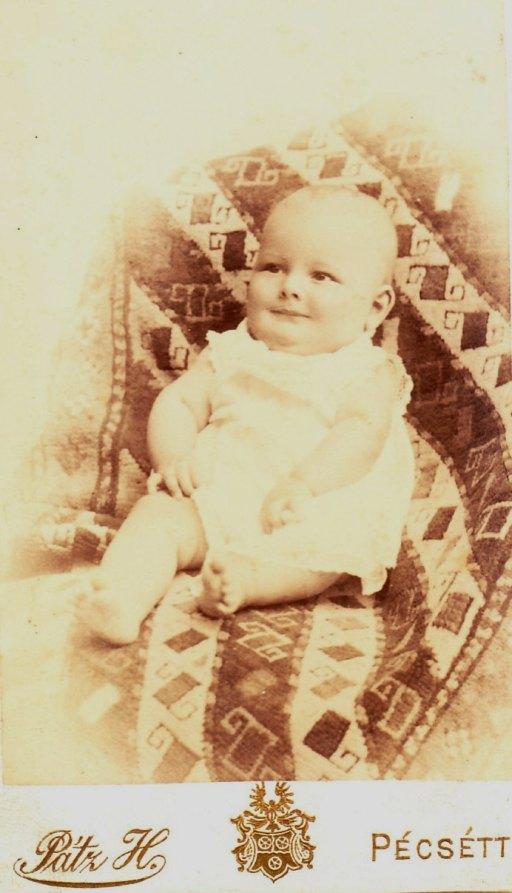 Kerbolt Ervin Imre Ferenc szül: Pécs 1891.12.
