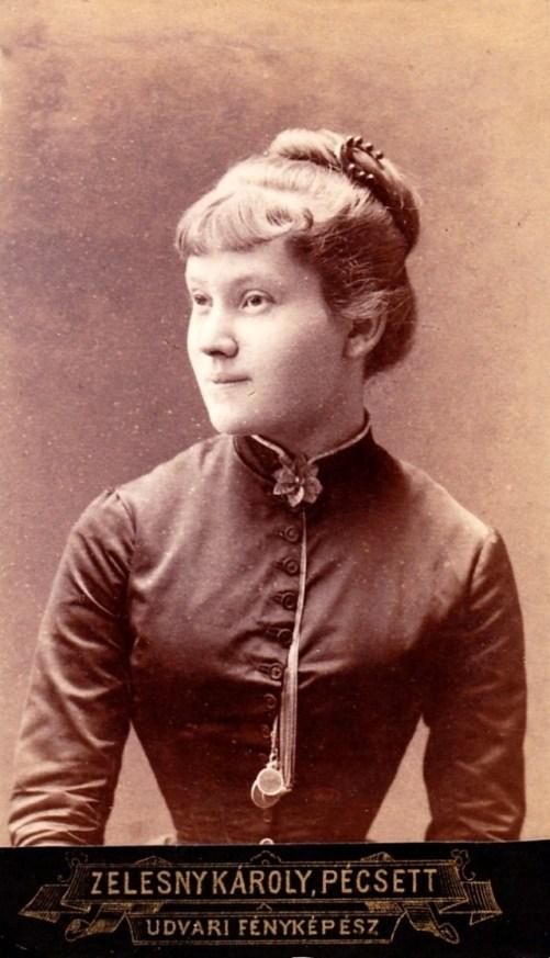 Mányay Imréné Grof Sarolta Margit
