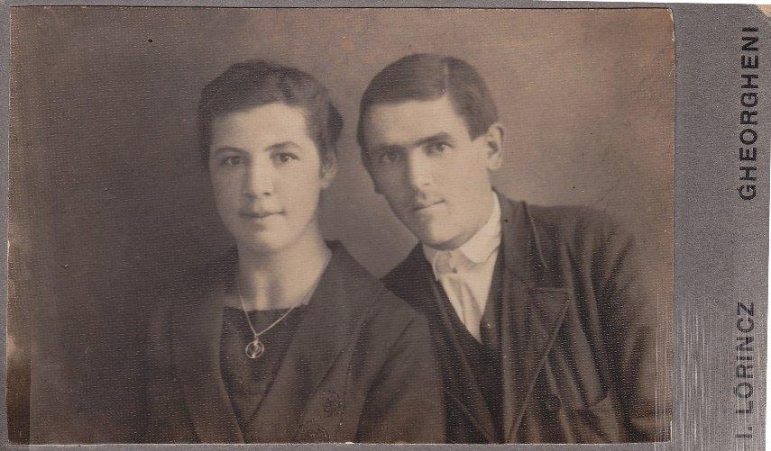 Karil Berta és Benedek Mihály